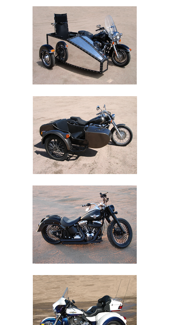 Bikes To Trikes Henderson Co model motorcycles from all